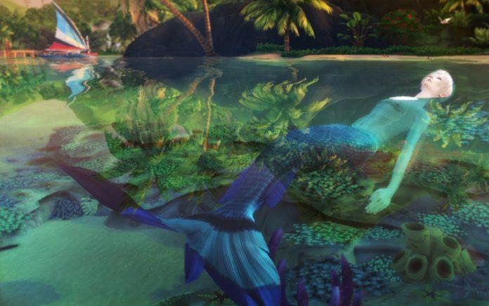 Мод «Жизненные цели русалок» от marlyn sims для Sims 4