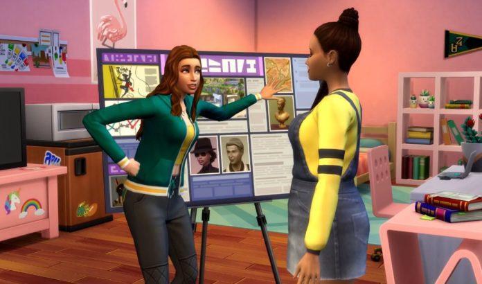 Мод «Характеры студентов» от PimpMySims4 для Sims 4