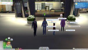 Мод «Посещение больницы» от kawaiistacie для Sims 4