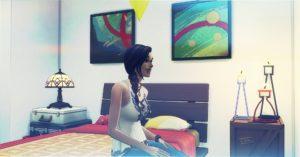 Необычные дома для необычных симов в Sims 4