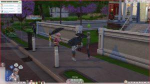 Мод «Страхование» от mome89x для Sims 4