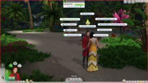 Мод «Новости и сплетни» от Zero для Sims 4