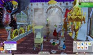 Мод «Сахарная вата» от icemunmun для Sims 4