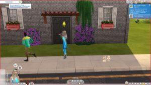 Мод «Парикмахерская» от kawaiistacie для Sims 4