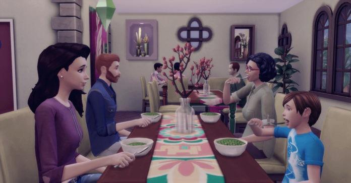 Преимущества и секреты быстрой еды в Sims 4