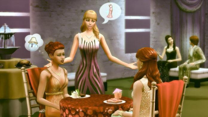 Мод «Меньше общения» от TURBODRIVER для Sims 4