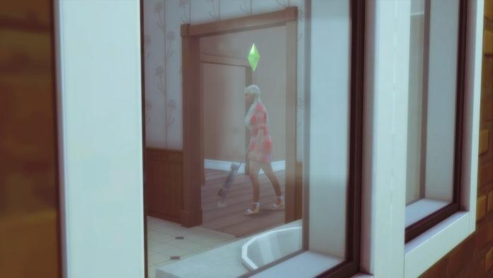 Мод «Пылесос» от necrodog для Sims 4