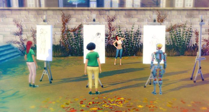 Мод «Быстрое обучение» от mrzmary для Sims 4
