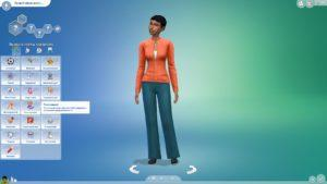 Мод «Эмоциональные черты характера» от kutto для Sims 4