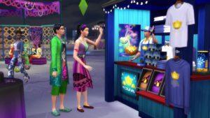 Фестивали Sims 4 – нечто большее, чем вам кажется