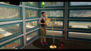 Мод «Музыкальные инструменты» от necrodog для Sims 4