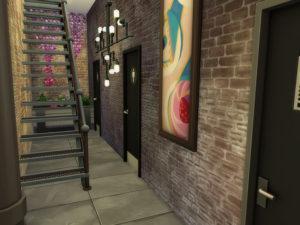 Ночной клуб «Нелли» от Ineliz для Sims 4