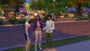 Мод «Красная ковровая дорожка» от kiarasims для Sims 4
