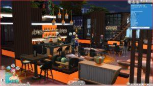 Мод «Командный центр v.7.0» от Deaderpool для Sims 4