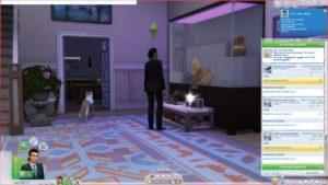 Мод «Промежуточные оценки» от Arckange для Sims 4