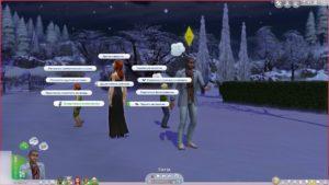 Мод «Претенциозный» от blic_block для Sims 4