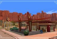 Вдохновение: интерьеры зданий в Стрейнджервиле