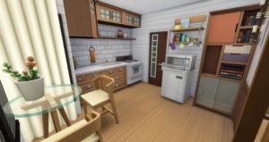Секреты строительства и украшения дома Sims 4 Компактная жизнь