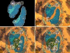 Парящий дом от dasie2 для Sims 4