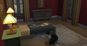 Мод «Любовь к монстрам» от toprapidity для Sims 4