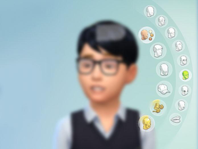 Мод «CAS без ограничений» от Crilender для Sims 4