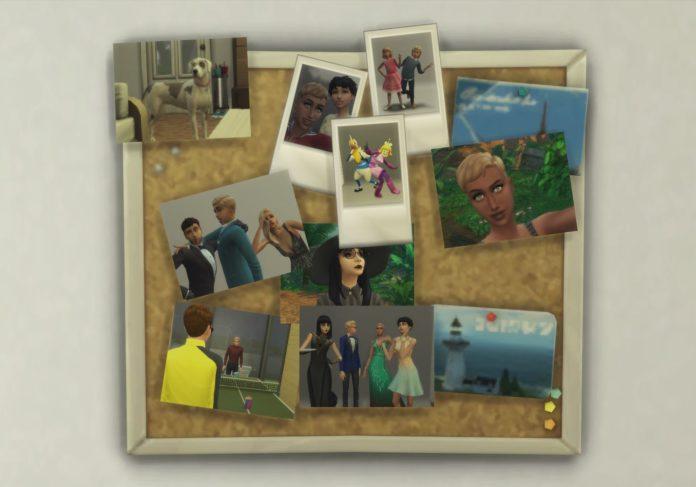 Мод «Преображение фотографий» от zanazu для Sims 4