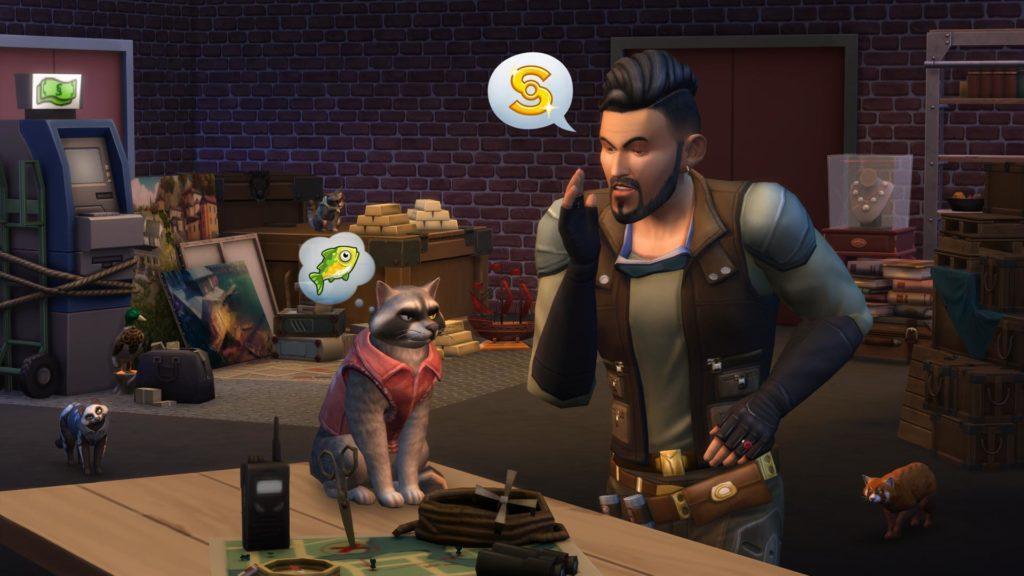 Необычные комбинации черт характера Sims 4. Продолжение