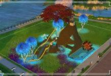 Большое руководство по инструментам ландшафта Sims 4. Часть 4
