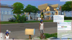 Мод «Карьера Тележурналиста» от SweetiePie для Sims 4