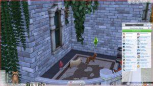 Мод «Страхи питомца» от Spazmunki13 для Sims 4