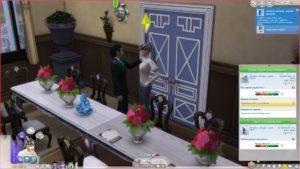 Мод «Карьера танцора» от SweetiePie для Sims 4