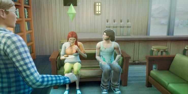 Самые «темные» челленджы Sims 4