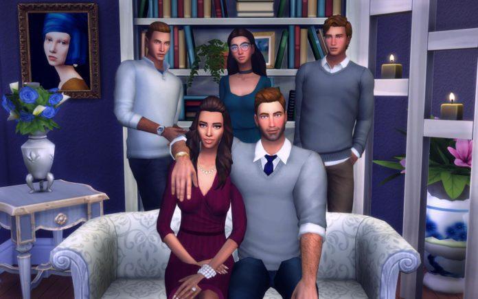 Мод «Семейные отношения» от simsmodelsimmer для Sims 4