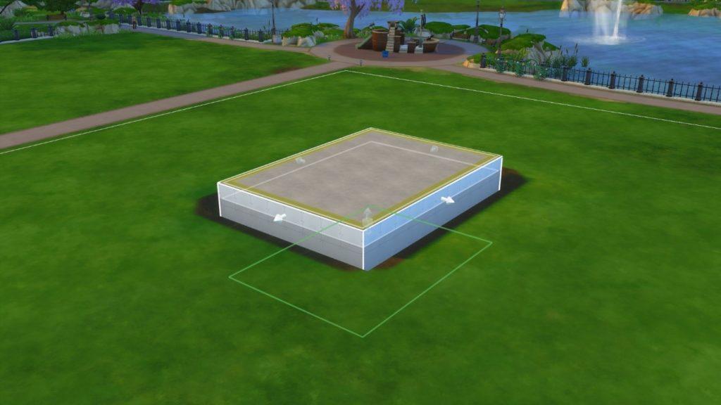 Большое руководство по инструментам ландшафта Sims 4. Часть 2