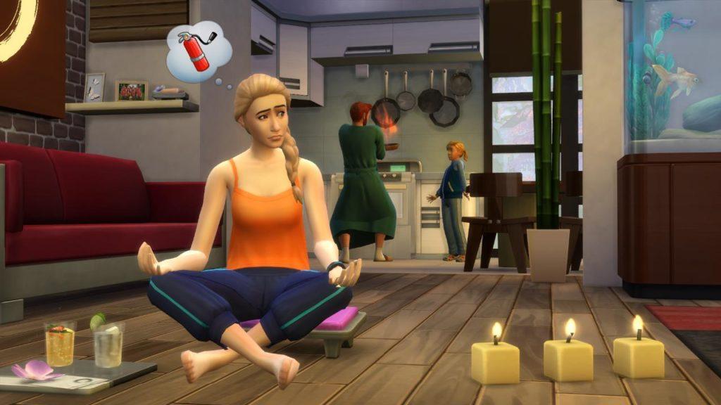 Мод «Правильные соседи» от Chris для Sims 4