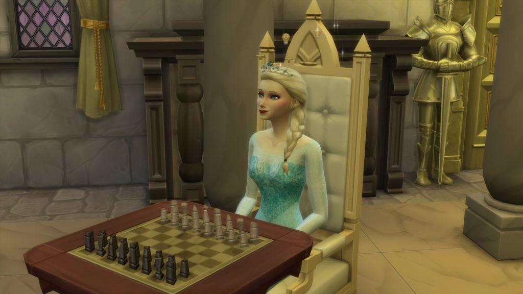 Челлендж «Принцессы Дисней». Часть 2