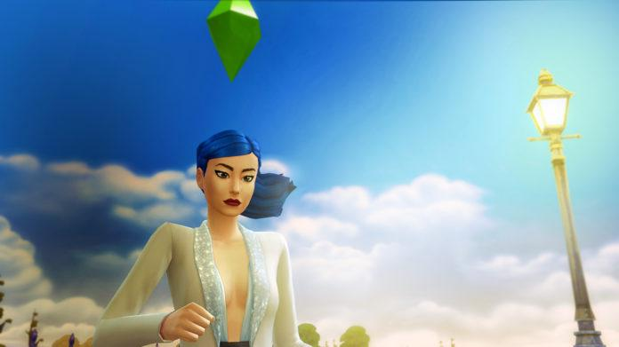 Мод «Анимация волос» от GuiMerman_Z для Sims 4