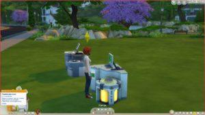 Мод «Агорафобия» от Simularity для Sims 4