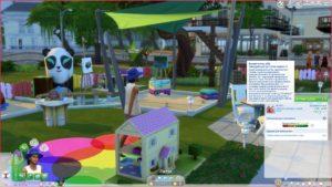 Мод «Воспитатель» от SweetiePie для Sims 4