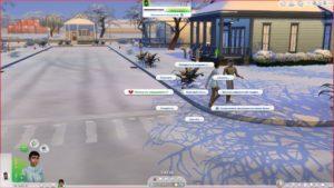 Мод «Проблемы с доверием» от Lazurite для Sims 4