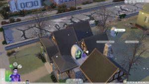Мод «Фантастический телепорт» от necrodog для Sims 4