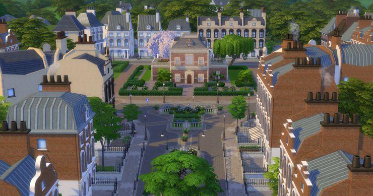 Рейтинг миров Sims 4, позиции 9-5