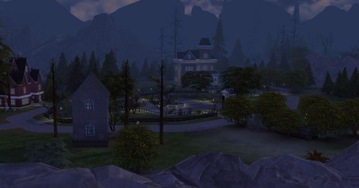 Рейтинг миров Sims 4, позиции 15-10