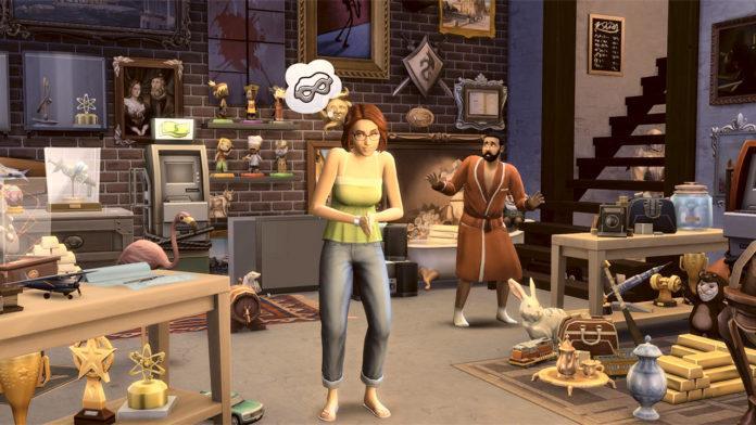 Мод «Продвинутое воровство» от SweeneyTodd для Sims 4