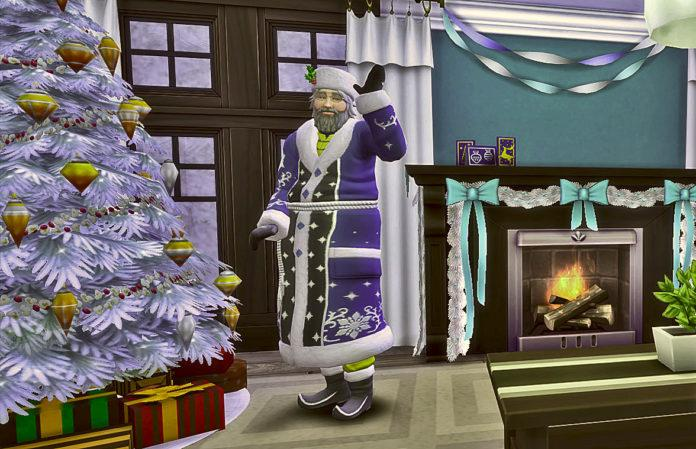 Мод «Большой календарь» от dlbakewell для Sims 4