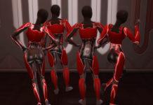 Инопланетные костюмы планеты Сиксам 3 от G315t для Sims 4
