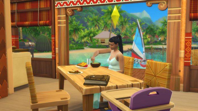 Мод «Средневековая кулинария» от Littlbowbub для Sims 4