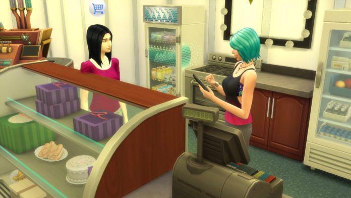Мод «Бизнес» от IlkaVelle для Sims 4