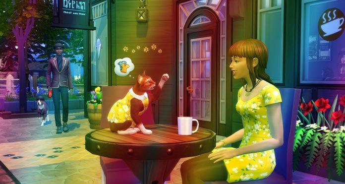 Мод «Традиции» от littlemssam для Sims 4
