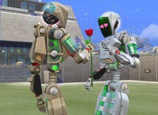 Мод «Арена ботов» от claudiasharon для Sims 4